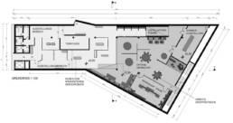 Entwurf von Nuray Garip - Grundriss