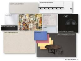 Entwurf von Nuray Garip - Materialmood