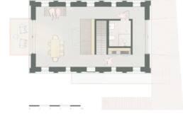 Entwurf von Franziska Innig Aguion - Grundriss