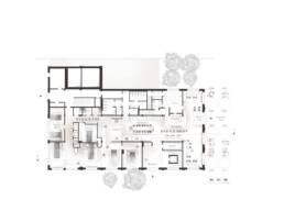 Entwurf von Neele Prauser - Grundriss