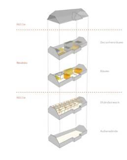 Entwurf von Mareike Blaas - Skizze